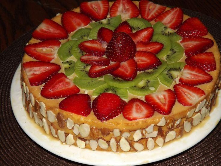 Фруктовые торты - великолепная подборка