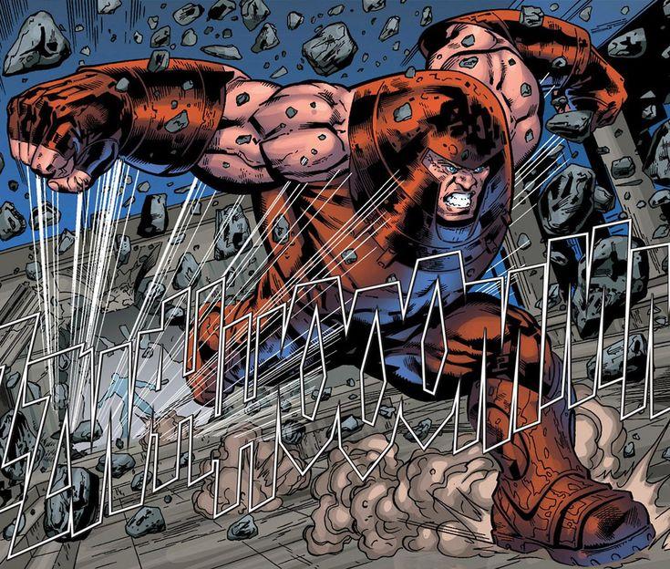Juggernaut 1 Comic Villains Marvel Comic Character Marvel Comics Art
