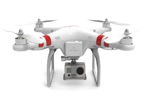 What Does GoPro 3 Footage Look Like From The DJI Phantom Quadcopter: : Cinescopophilia