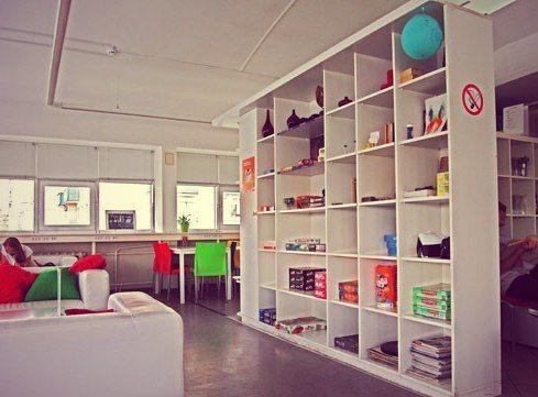 Антикафе, как альтернативное офисное пространство