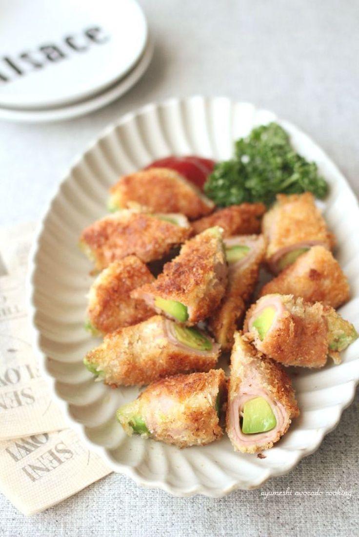 緑川鮎香のレシピ189品 | レシピサイト「Nadia | ナディア」プロの料理 ... アボカドの魚肉ソーセージロールフライ ...