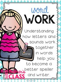 Daily 5 Posters to hang in your classroom- a free download!