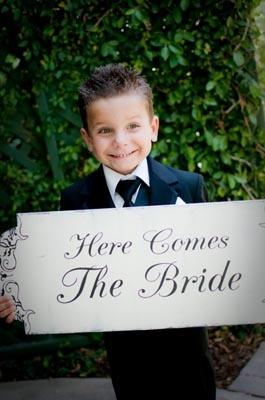 What a SWEET boy holding a SWEET sign!: Wedding Decorations, Wedding Ideas, Wedding Stuff, The Bride, Dream Wedding, Bride Sign, Flower Girls, Wedding Signs