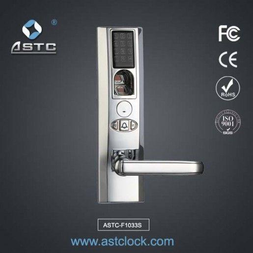 Finger scanner lock