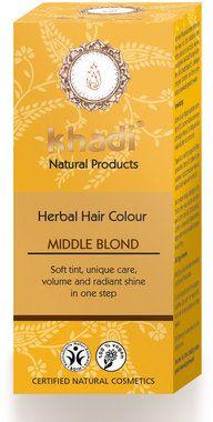 Khadi® Tinta Vegetale - Biondo Medio (Miele)