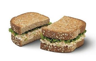 COPYCAT Recipe for Chick-fil-a Chicken Salad Sandwich