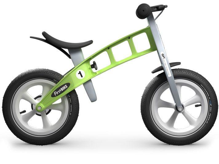 FirstBIKE Balance Bikes | FirstBIKE Racing Green