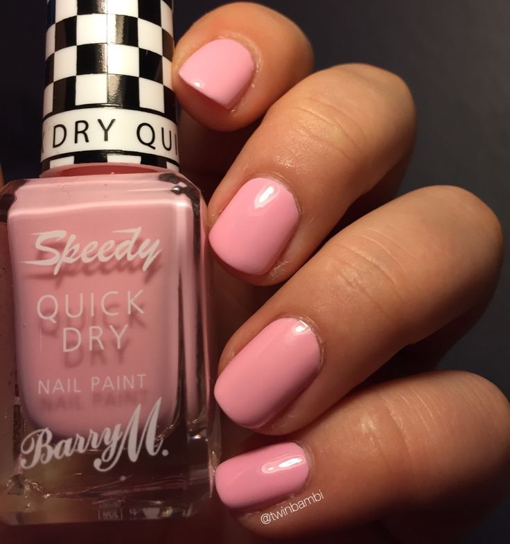 Barry M Kiss Me Quick  From LuxBeauty.dk