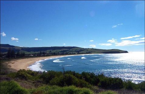 Werri Beach, going back soon.