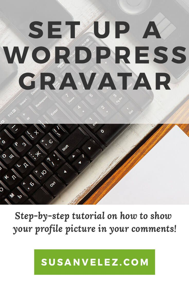 WordPress tutorial on setting up a WordPress gravatar on WordPress. Get rid of the mystery man on WordPress and find out how to build trust. via @susanwptutorial