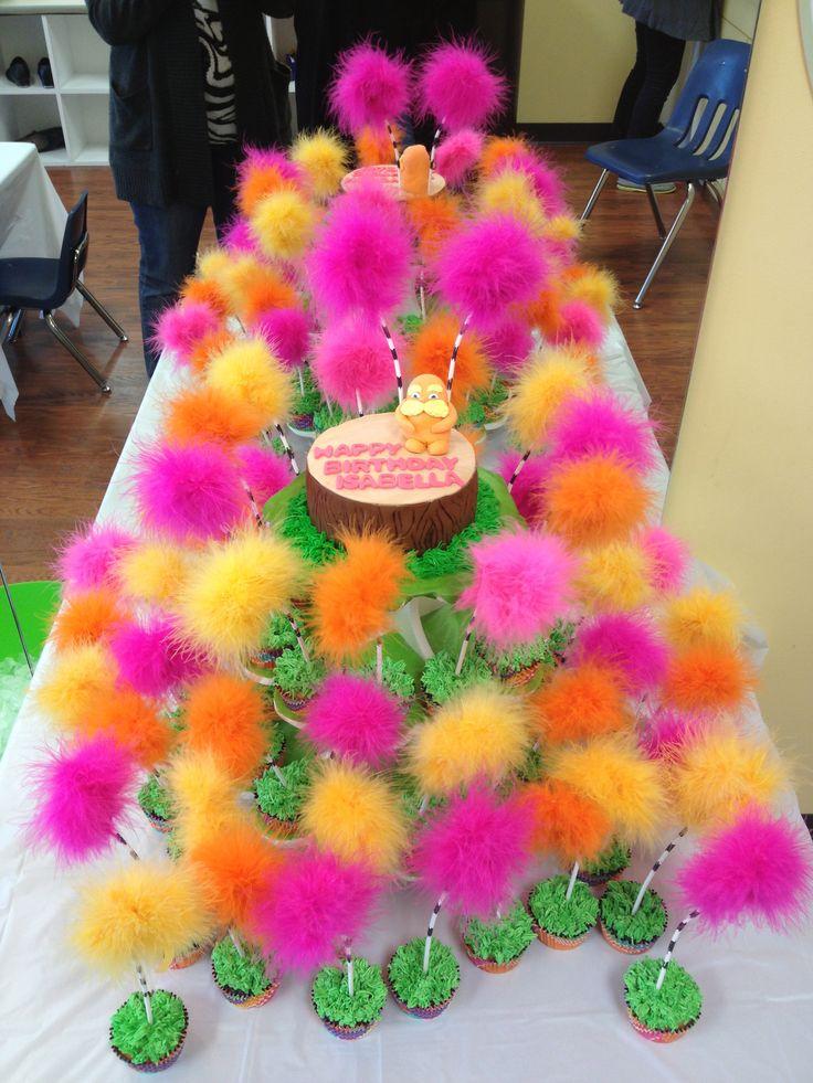 lorax cake - Google Search