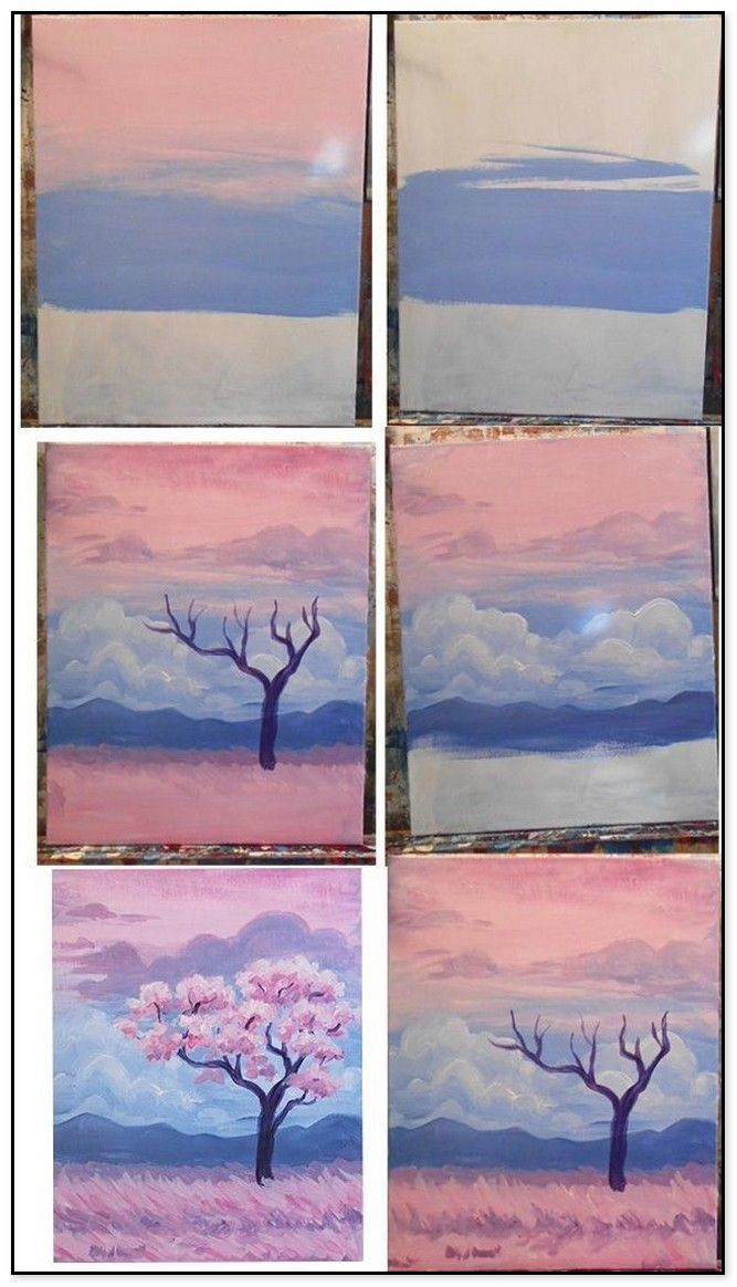 45 Canvas Painting Instructions Canvas Printing Ideas Painting