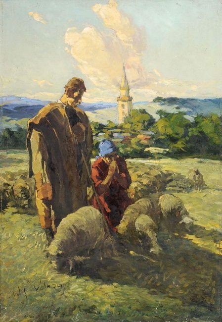 PÁLNAGY ZSIGMOND (1896-1959)