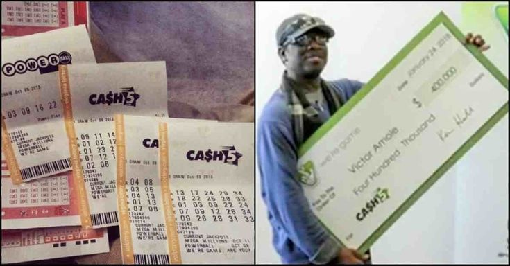 Man Wins $400,000 By Playing #Lottery Numbers That Came to Him in a Dream #LottoNCrowd