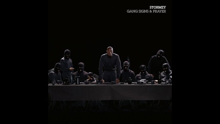 STORMZY - Blinded By Your Grace Pt. 2 feat MNEK