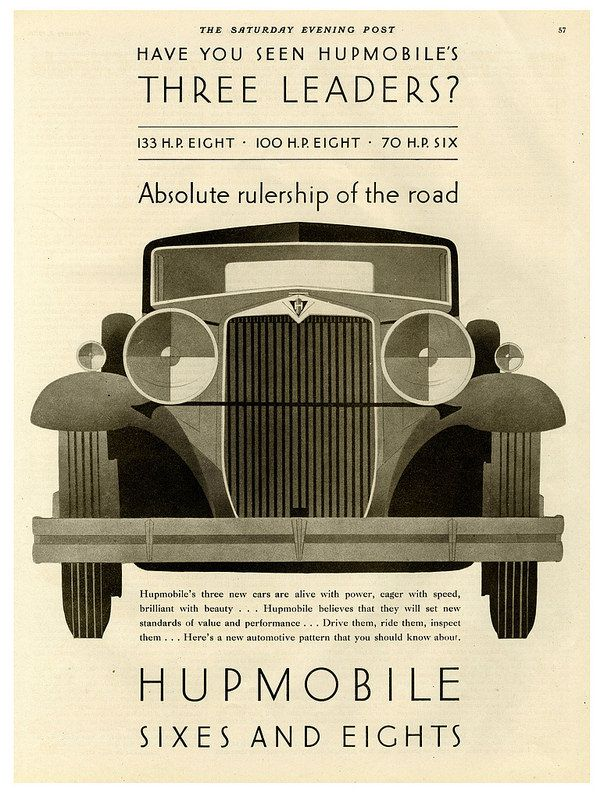 117 best Hupmobile images on Pinterest | Antique cars, Motor car and ...