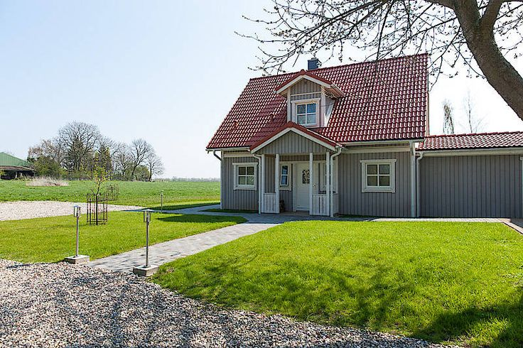 Ferienhof Augustenhöhe - Fehmarn - LandReise.de #bauernhof #ferienhof #urlaub #landurlaub #schwedenhaus #skandinavisch