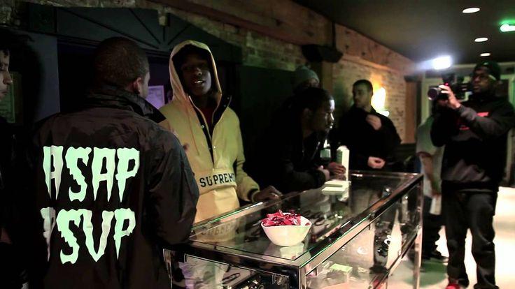 LONG LIVE A$AP x RSVP GALLERY