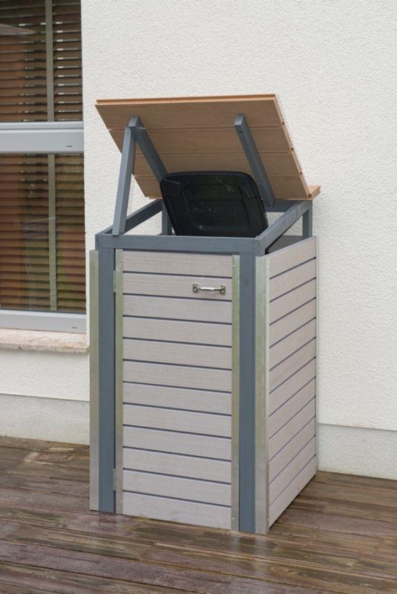 die besten 17 ideen zu m lltonnenbox selber bauen auf pinterest m llboxen selber machen. Black Bedroom Furniture Sets. Home Design Ideas