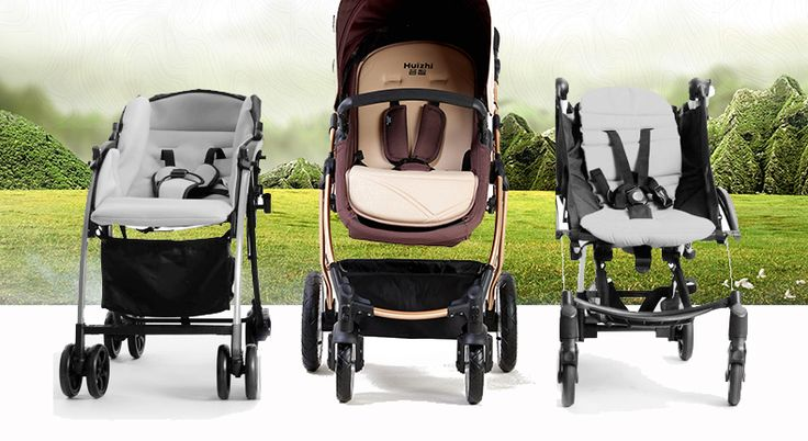 baby stroller can sit and lie the high landscape baby carriage folding four wheel suspension reversing the implementation 25 HTB12r2mLXXXXXXwapXXq6xXFXXXL HTB12r2mLXXXXXXwapXXq6xXFXXXL