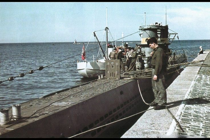 U-Boot Type VII C-41