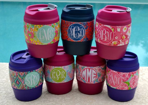 52 oz Monogrammed Bubba Keg (BPA Free) -for hot and cold liquids  -keeps your drink cold for 12 hours at the beach  -keeps your hot chocolate