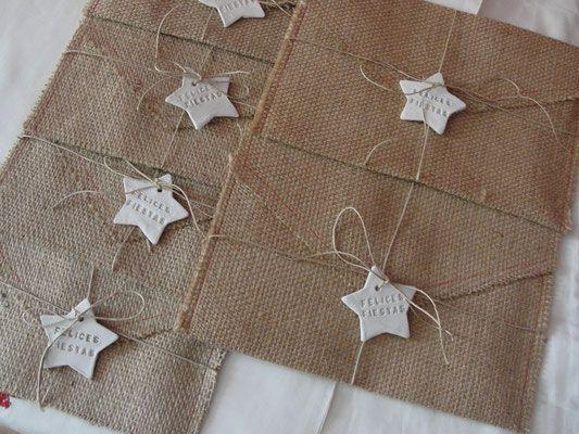 embalaje arpillera sobres de arpillera para de boda saquitos de arpillera guirnalda
