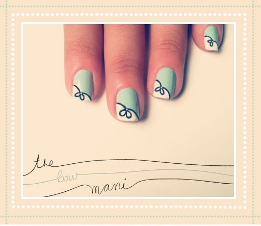 Fancy nails tutorial. #nails  So fun... one day I will do this!!!!