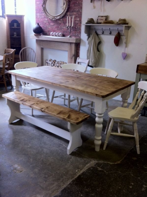 Best 25+ Distressed Dining Tables Ideas On Pinterest | Diy Dining Room  Paint, Refurbished Dining Tables And Dinning Room Furniture Inspiration