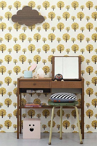 127 best Tapeten für Kinderzimmer images on Pinterest Rugs - modern tapezieren