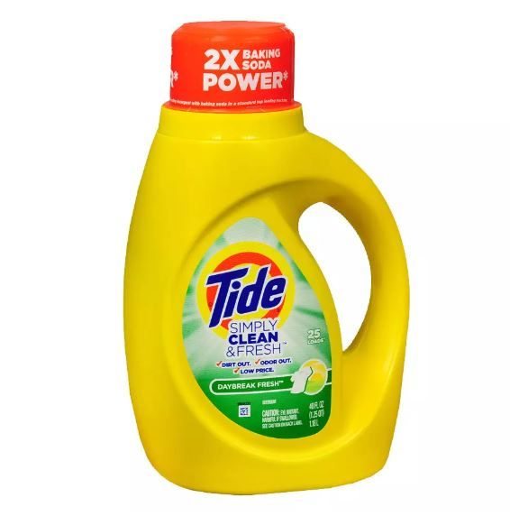 Cvs Tide Simply Detergent Only 1 94 Tide Simply Clean Liquid