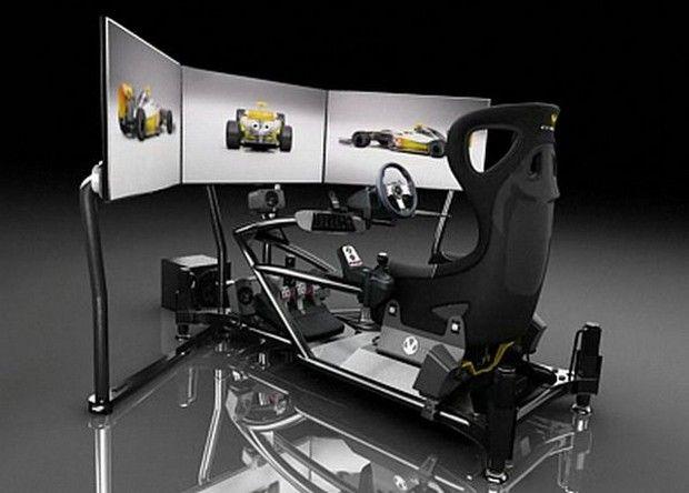 Simulator Car D