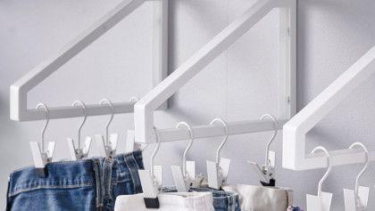 Inred med kläder - öppen förvaring - Fixa och Dona