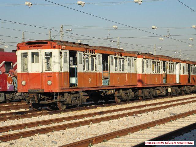 Madrid, Ferrocarriles y Transportes Urbanos: El ramal Goya-Diego de León, un tramo muy peculiar del metro de Madrid.
