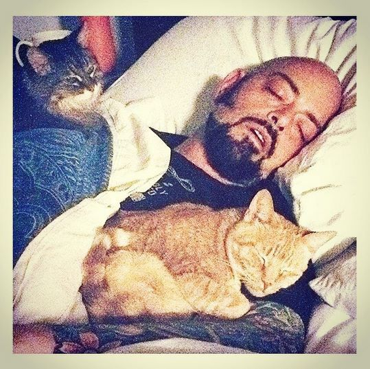 Jackson Galaxy - pinned just because we love him and all he has done for the world of cats!