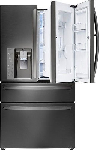 LG 29.7 Cu. Ft. 4Door DoorinDoor French Door