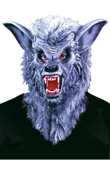 Werewolf Mask | Jokers Masquerade