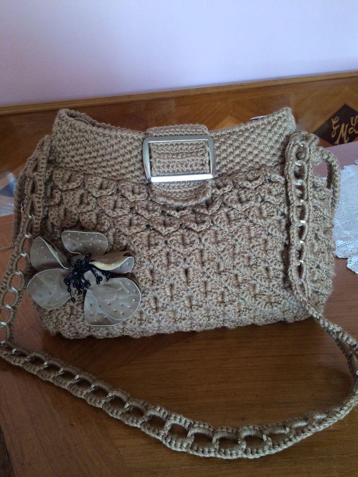 Borse Alluncinetto Con Cotone : Migliori idee su borse fatte all uncinetto