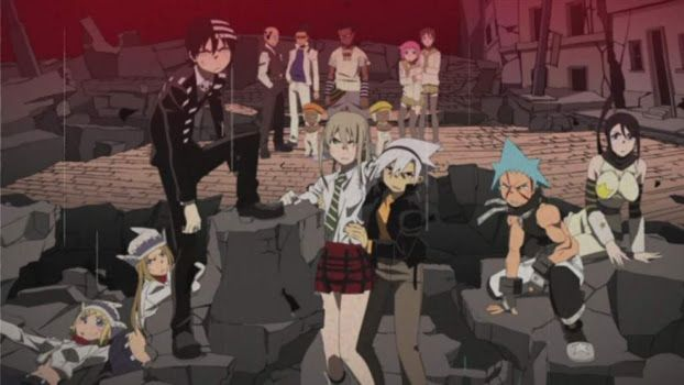 anime night watcher | Watch Soul Eater: Late Night Show English Dubbed English Dubbed in HD ...