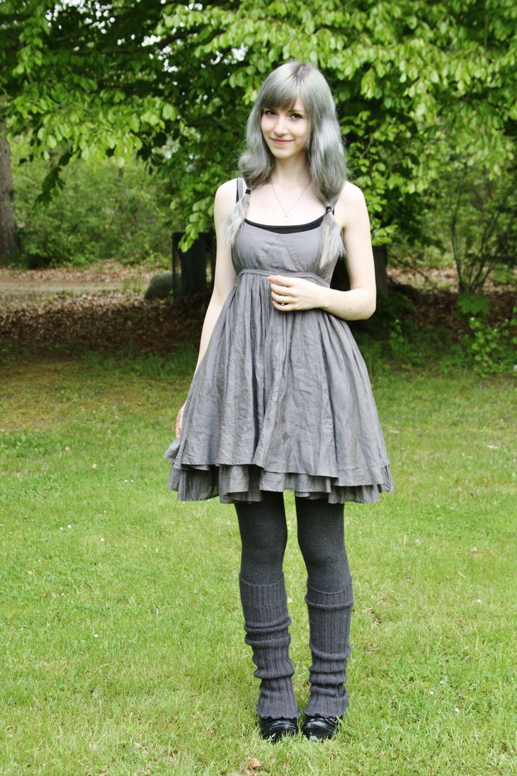 Fashion look from june 2014 featuring thigh high hosiery purple - One Of The Cutest Outfits I Like