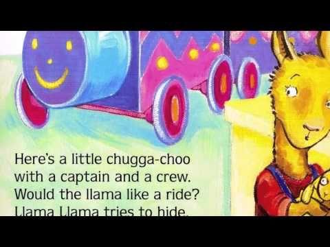 llama llama misses mama! Read aloud by Nurul Fadhilah.
