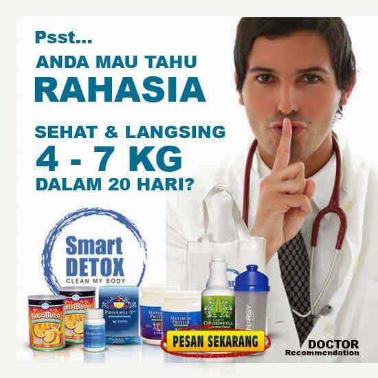Cara Diet Cepat : Jual Smart Detox di Jakarta Barat. delivery khusus mencakup daerah tomang, pluit dan kedoya dan jangkauan lainnya. info Erning Oei 081388552064 Pin BB 25a95d70