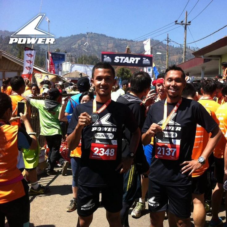 """Bata Indonesia recently sponsored a team in the international Bromo Marathon, which circled a large volcanic crater in East Java! Of the total 1,600 runners from 40 countries who participated, Keyko Cecilia had this to say about Power: """"These shoes are very light, comfortable and durable. They really supported my feet during the race."""" Would you run a marathon in our Power shoes?"""