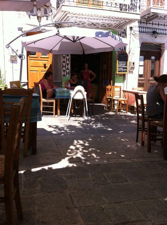 kanios şu şehirde: Πυργίον, Χίος