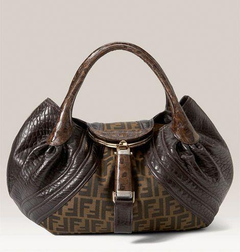 Fendi+Handbags | fendi-handbags: Fendi Spy-Zucca Handbag