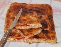 Empanada de hojaldre y atún | PATRICIETAS - Recetas, comida española, sencilla, vinos, restaurantes