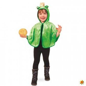 Kinderkostüm Froschkönig | Fasching Kostüme kaufen