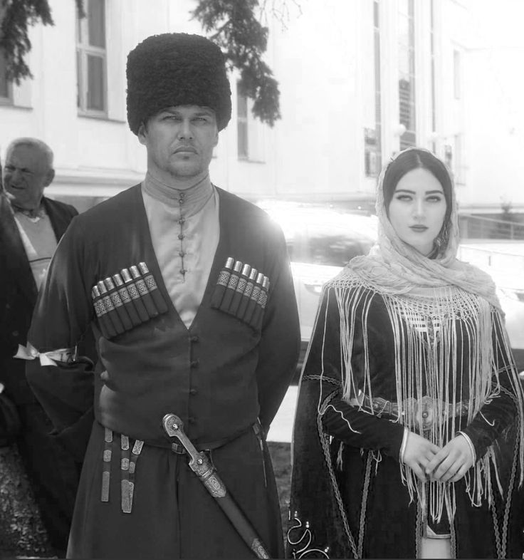 Circassians are one of the most beautiful people in the world.
