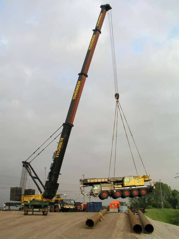Mobile Crane Rigging : Best images about rigging on cable