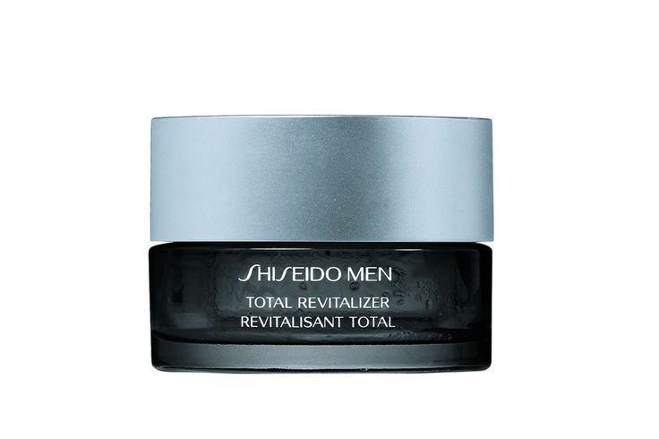 Crema antienvejecimiento Total Revitalizer, de Shiseido Men